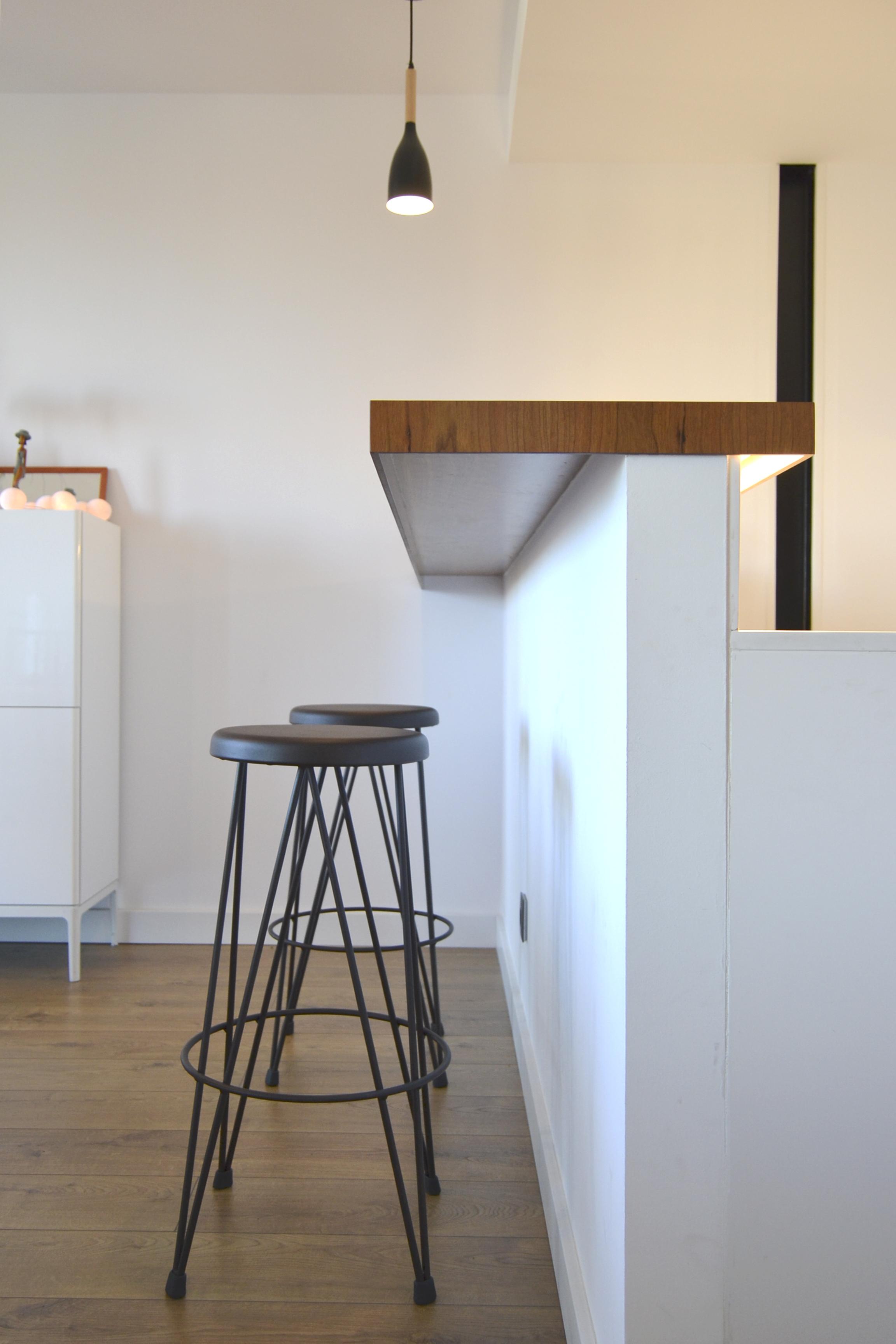 Reforma integral de vivienda en barrio de Sants, Barcelona