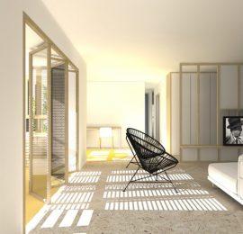 espacios abiertos en iturrama