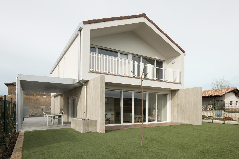 Una casa para disfrutar del paisaje
