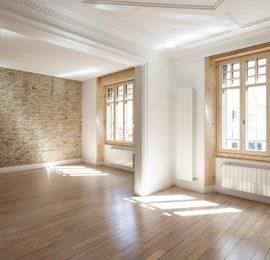 Reformando una vivienda de los años 20 en Pamplona